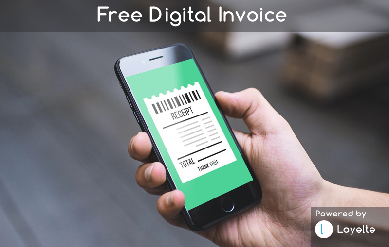 Free Digital Invoice