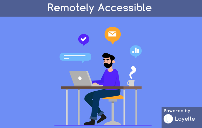 Remotely Accessible System